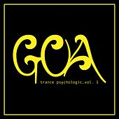Goa Trance Psychologic, Vol. 1 de Various Artists