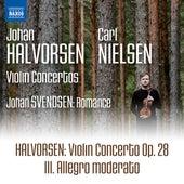 Halvorsen: Violin Concerto, Op. 28: III. Allegro moderato von Henning Kraggerud