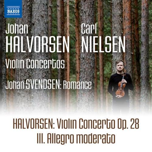 Halvorsen: Violin Concerto, Op. 28: III. Allegro moderato by Henning Kraggerud