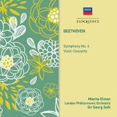 Beethoven: Symphony No. 4; Violin Concerto de Sir Georg Solti