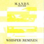 Whisper (Remixes) by M.A.N.D.Y.