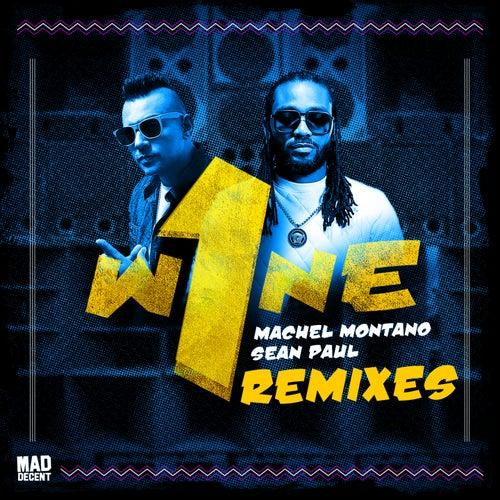 One Wine (Remixes) de Sean Paul Machel Montano