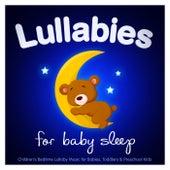 Lullabies For Baby Sleep - Childrens Bedtime Lullaby Music for Babies, Toddlers & Preschool Kids (Best of Deluxe Version) de Nursery Rhymes ABC