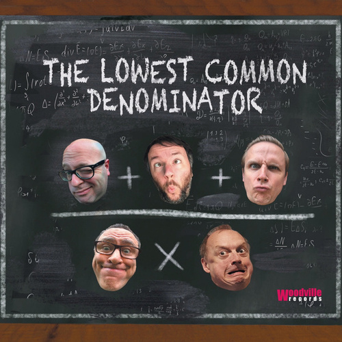 The Lowest Common Denominator (feat. Frank Harrison, Chris Higginbottom & Yaron Stavi) by Alan Barnes