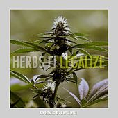 Herbs Fi Legalize (feat. Well Well) - Single by King Ital Rebel
