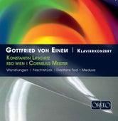 Einem: Klavierkonzert by Various Artists