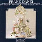 Danzi: Flute Concertos Nos. 1-4 von Various Artists
