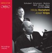 Schubert, Schumann, Brahms, Wolf, Strauss & Marx by Various Artists