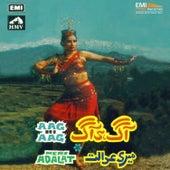 Aag Hi Aag / Meri Adalat by Various Artists