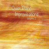 Quiet Piano Improvisations, Vol. 2 by Greg Maroney