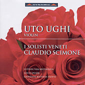 Beethoven: Romances Nos. 1 and 2 / Spohr: Violin Concerto No. 8 / Viotti: Violin Concerto No. 3 by Uto Ughi