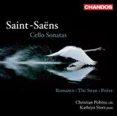 Saint-Saens, C.: Cello Sonatas / Priere / The Swan / Romance, Op. 36 von Christian Poltéra