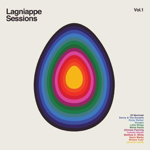 Lagniappe Sessions, Vol. 1 de Various Artists