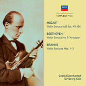 Beethoven, Mozart, Brahms: Violin Sonatas de Sir Georg Solti
