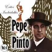 Pepe Pinto - Éxitos Inolvidables, Vol. 4 de Pepe Pinto