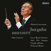 Mozart: Oboe Concerto K. 314 - J. Haydn: Sinfonia concertante, Hob. I:105 di Various Artists
