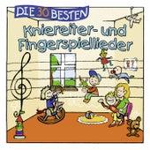 Die 30 besten Kniereiter- Und Fingerspiellieder by Simone Sommerland, Karsten Glück & die Kita-Frösche