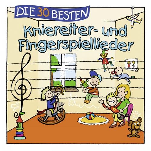 Die 30 besten Kniereiter- Und Fingerspiellieder von Simone Sommerland, Karsten Glück & die Kita-Frösche