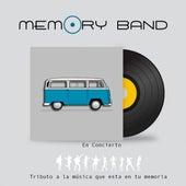 En Concierto (Live) by The Memory Band