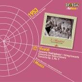 Vivaldi: Four Concertos fra Various Artists