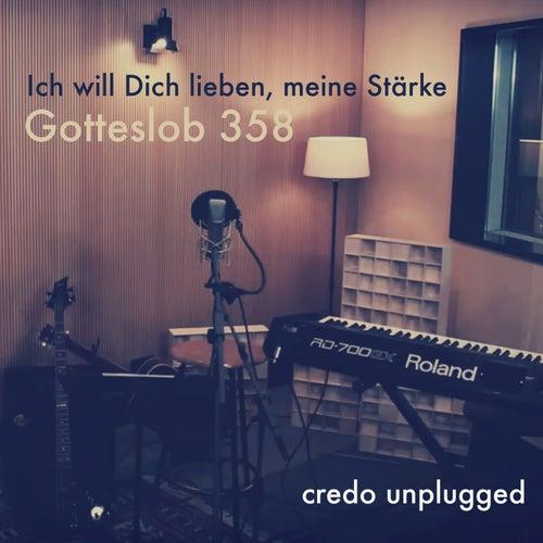 Ich will dich lieben, meine Stärke von Credo Unplugged Band