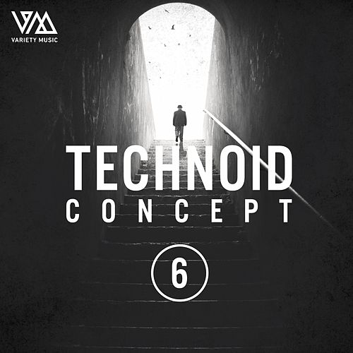 Technoid Concept Issue 6 by Various Artists