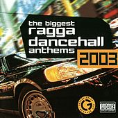 The Biggest Ragga Dancehall Anthems 2003 de Various Artists