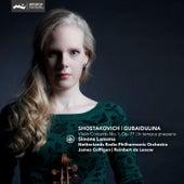 Violin Concerto No. 1, Op. 77 / In tempus praesens by Simone Lamsma