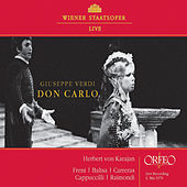 Verdi: Don Carlos by Various Artists