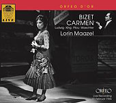 Bizet: Carmen, WD 31 (Live) by Various Artists