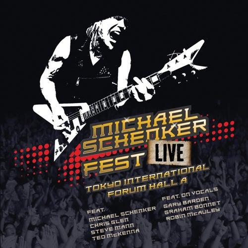 Fest: Live Tokyo International Forum Hall A by Michael Schenker