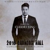 2016 Carnegie Hall Concert Preview Album (Live) de Kang Shin Tae