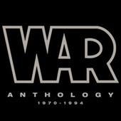 Anthology 1970-1974 de WAR