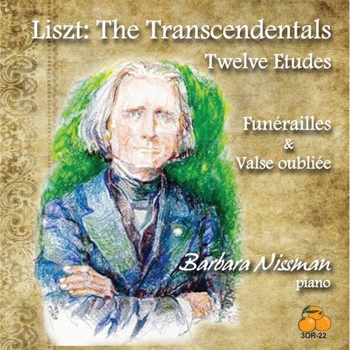 Liszt: The Transcendentals by Barbara Nissman
