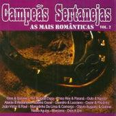 Campeãs Sertanejas: As Mais Romanticas Vol.2 de Various Artists