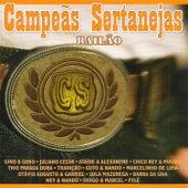 Campeãs Sertanejas: Bailão by Various Artists