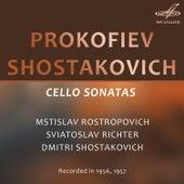 Prokofiev, Shostakovich: Cello Sonatas de Various Artists