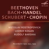 Beethoven, Bach, Handel, Schubert, Chopin: Chamber Music de Various Artists