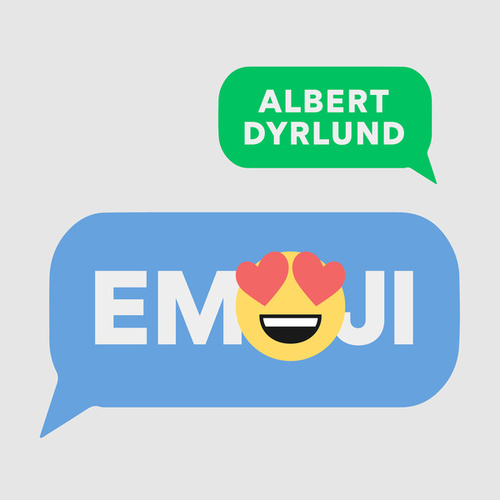 Emoji by Albert Dyrlund