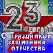 23 февраля: С праздником защитника отечества by Various Artists