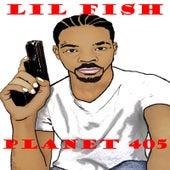 Planet 405 de Lil Fish