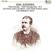 Sjögren: Piano Sonata, Violin Sonatas Nos. 1 & 2, Elegie & Portrait of Donnie, My Little Dog by Various Artists