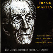 Martin: Songs of Ariel, Ode a la musique & Mass for Double Choir de Various Artists