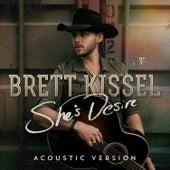She's Desire (Acoustic Version) by Brett Kissel