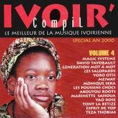 Ivoir' compil, vol. 4 (Le meilleur de la musique ivorienne - Spécial an 2000) by Various Artists