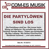 Die Partylöwen sind los de Various Artists