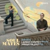 Soul Mates: Contemporary Music for Saxophone & Piano de Duo ST15