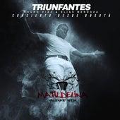 Triunfantes (En Vivo) de Churo Diaz & Elias Mendoza