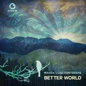 Better World LP by Various Artists