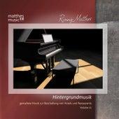 Hintergrundmusik, Vol. 11 - Gemafreie Klaviermusik für Hotels & Restaurants (Entspannungsmusik & Klassik) by Ronny Matthes